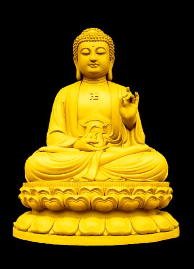 西藏地藏王雕像佛像